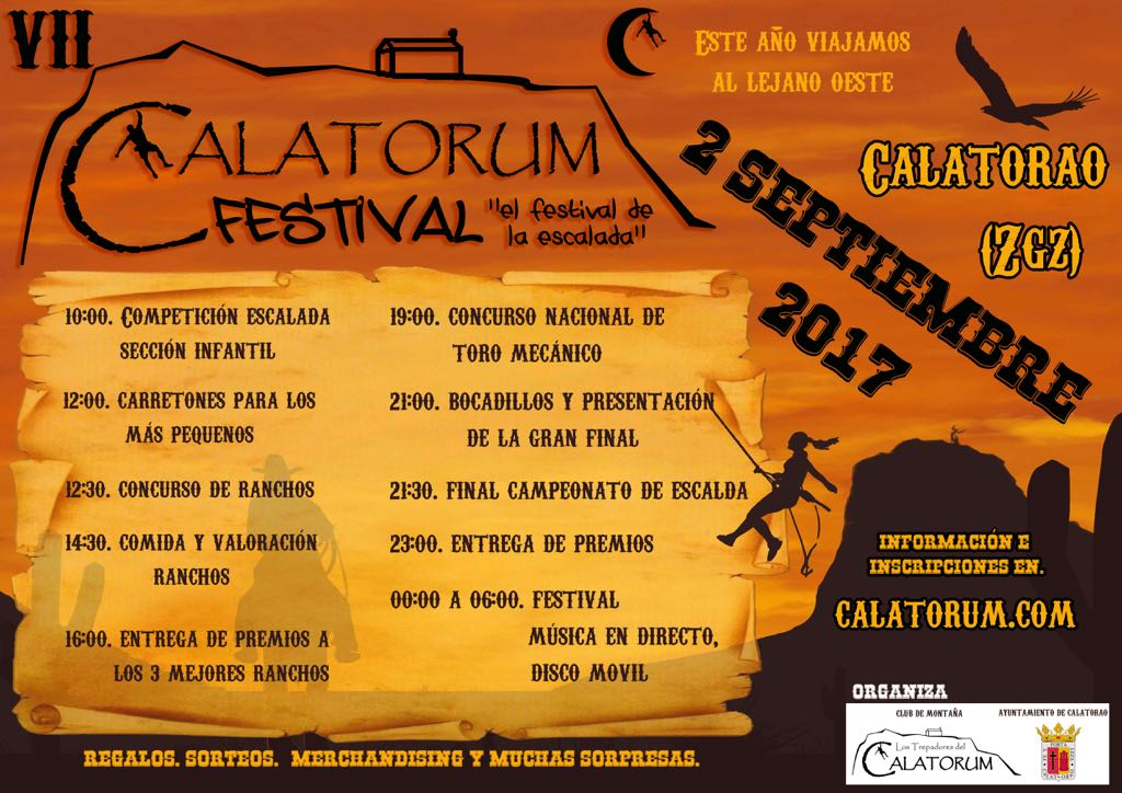 Cartel Calatorao