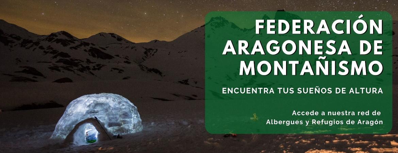 VISITA LOS ALBERGUES Y REFUGIOS DE ARAGÓN