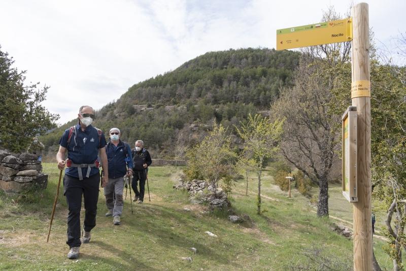 Camino San Úrbez