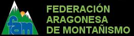 Logo Fédération Aragonaise de Montagne, Zaragoza (Espagne)